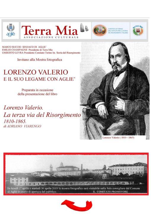 Locandina Convegno Lorenzo Valerio 2